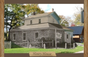 Henry House, 1960 and 2013