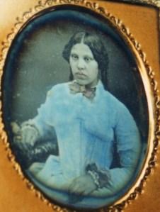 Mary Augusta Dunbar (nee Andrews), 1835-1887
