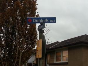 Dunkirk Avenue